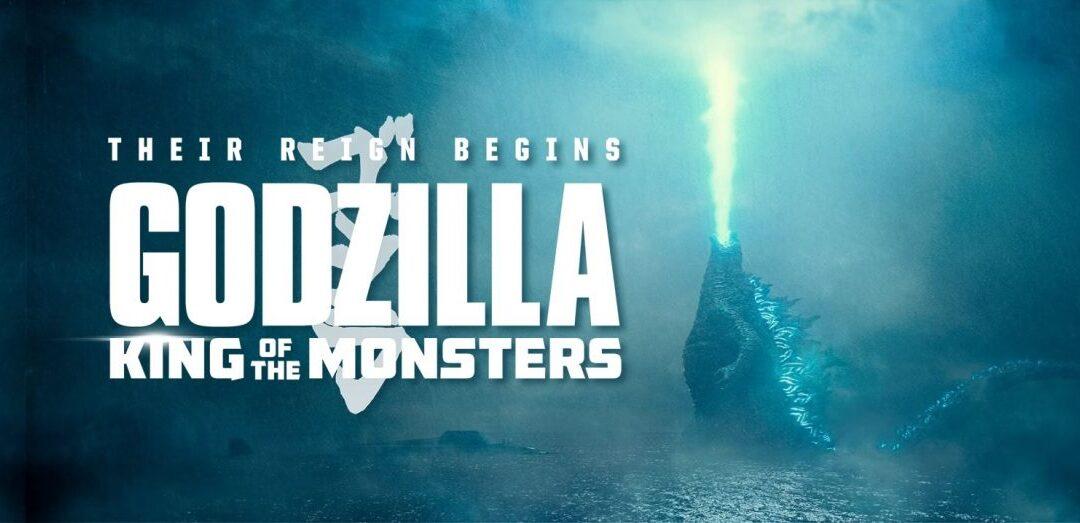 Godzilla II : Rei dos Monstros – Um trailer COLOSSAL