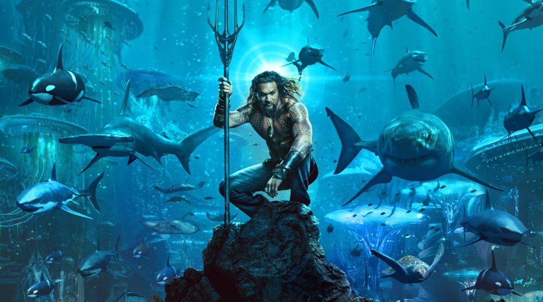 Estréia de Aquaman na China