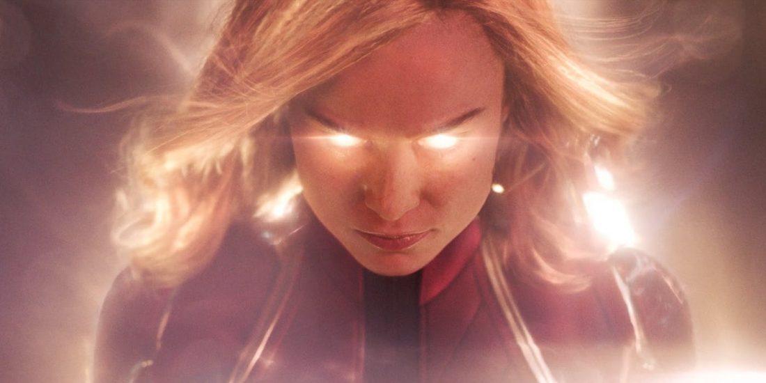 Capitã Marvel Poder Binário