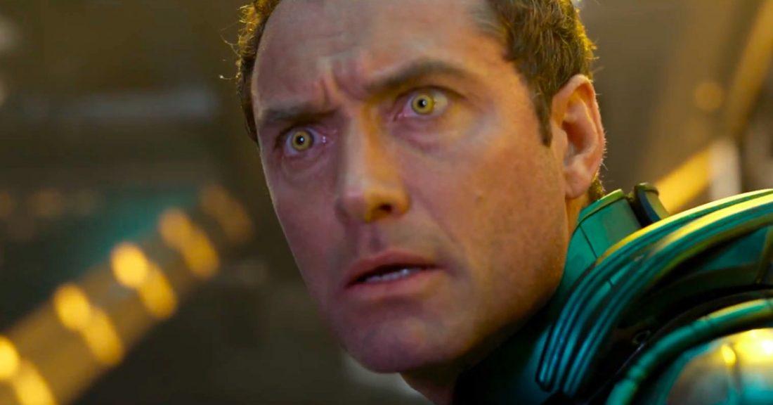 Jude Law: Mar-Vell ou Yon-Rogg?