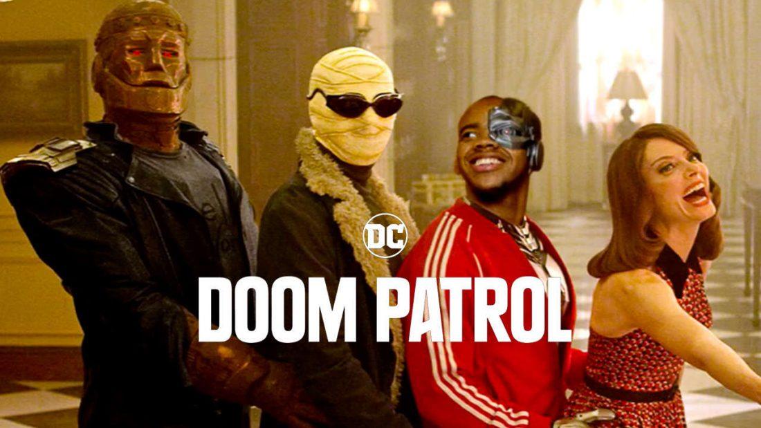 DOOM PATROL - Patrulha do Destino -Teaser