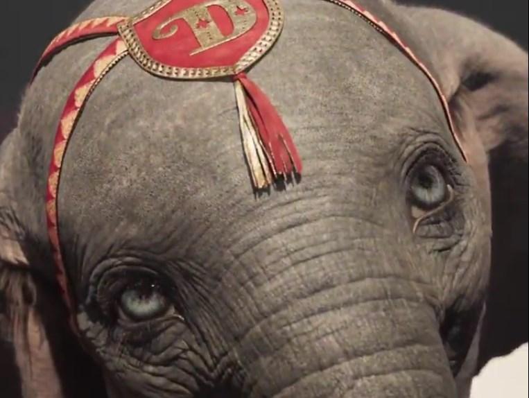 Dumbo - Tim Burton - 2019