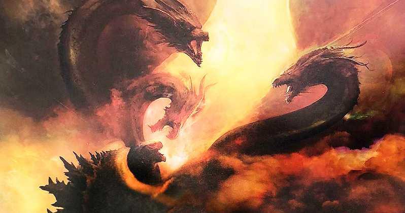 Godzilla II: Rei dos Monstros - Ghidorah