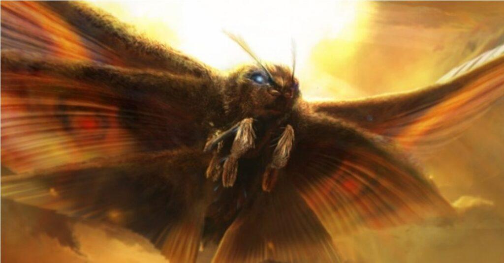 Godzilla II: Rei dos Monstros - Mothra