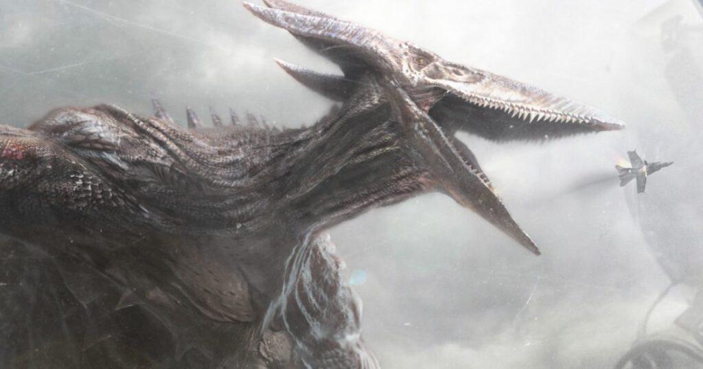 Godzilla II: Rei dos Monstros - Rodan