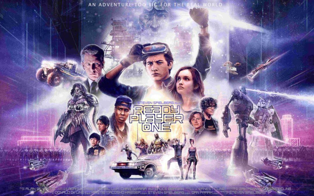 Jogador Número 1 – Efeitos Visuais da Industrial Light & Magic (ILM)