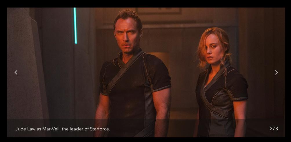 jude law lider da starforce - Funko Pop pode ter revelado o personagem de Jude Law em Capitã Marvel