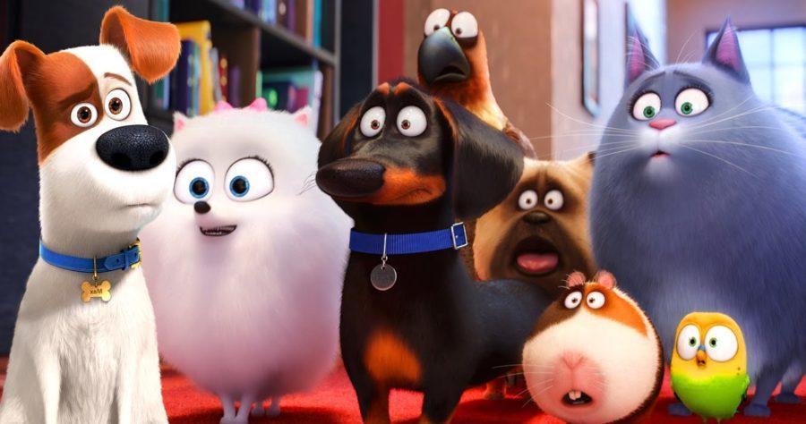 pets2 vida secreta dos animais2 - Pets 2 - A Vida Secreta dos Bichos 2 - Veremos Bola de Neve como super-herói.