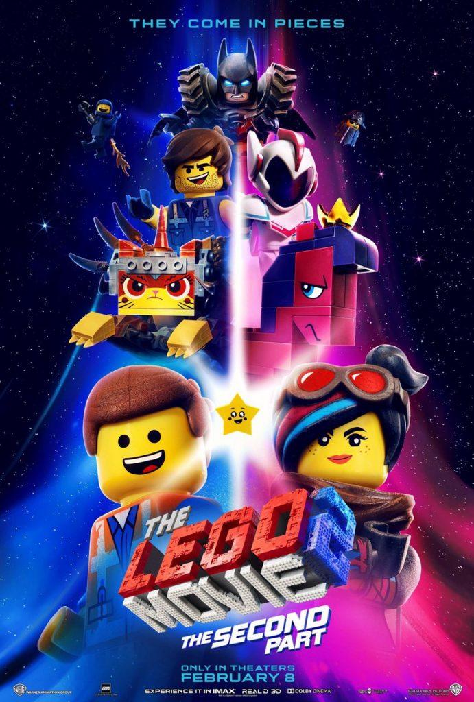 poster uma aventura lego 2a 691x1024 - Novo curta natalino de Uma Aventura Lego 2 é divulgado