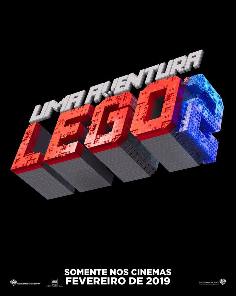 poster uma aventura lego 2b 819x1024 - Novo curta natalino de Uma Aventura Lego 2 é divulgado