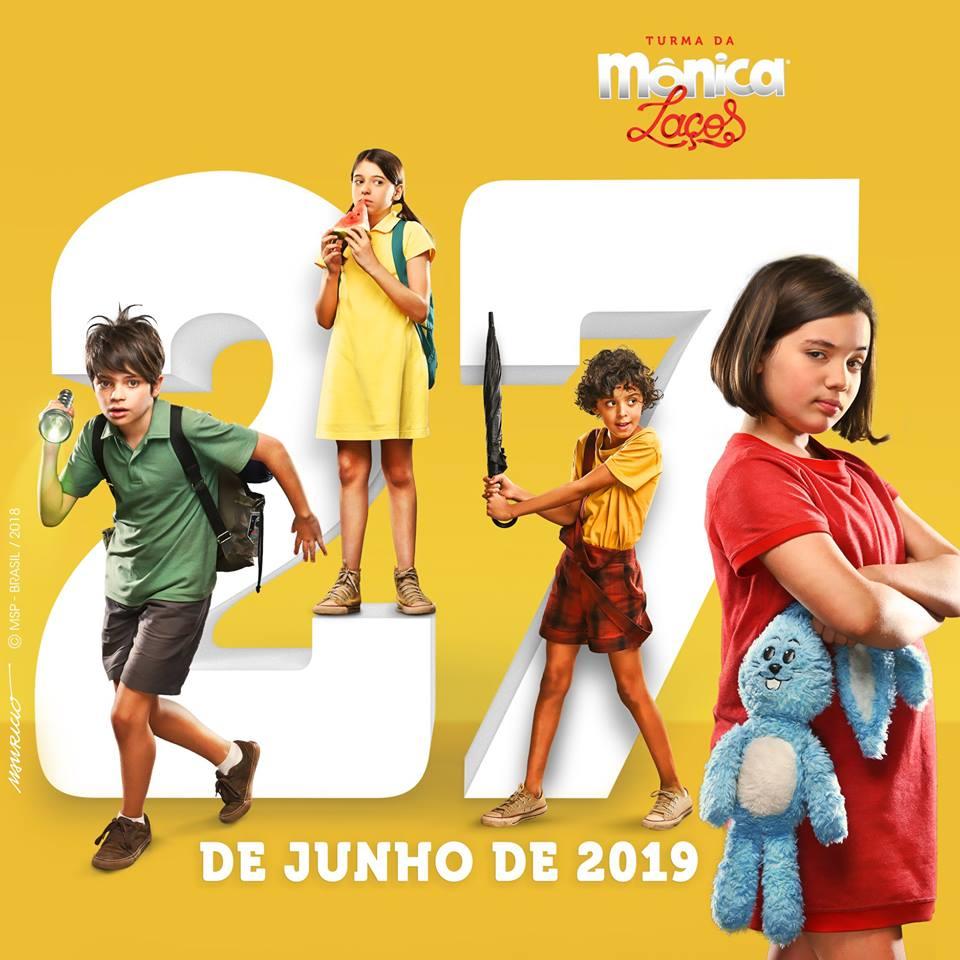 turmadamonica lacos - Turma da Mônica - Laços é o primeiro filme live-action da Turma da Mônica