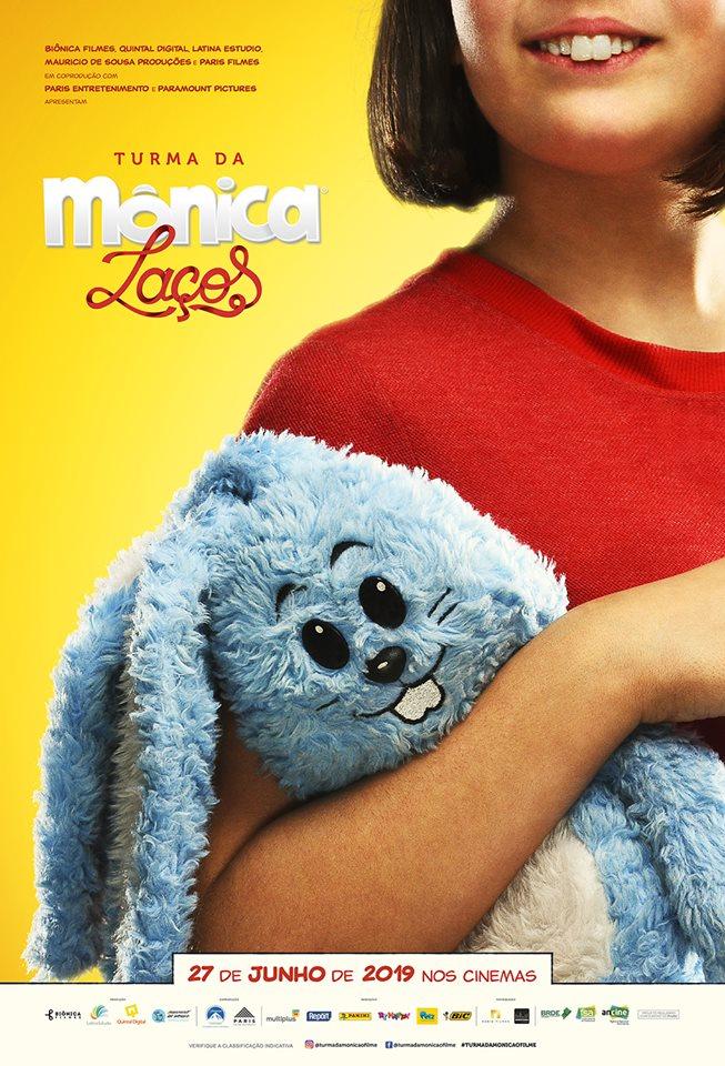 turmadamonica lacos monica - Turma da Mônica - Laços é o primeiro filme live-action da Turma da Mônica