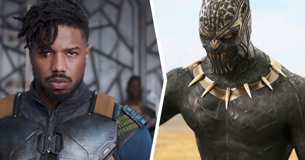 Michael B. Jordan diz que estará de volta como Killmonger em Pantera Negra 2
