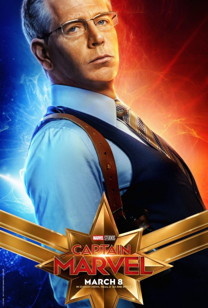 Capitã Marvel - Ben Mendelsohn como Talo