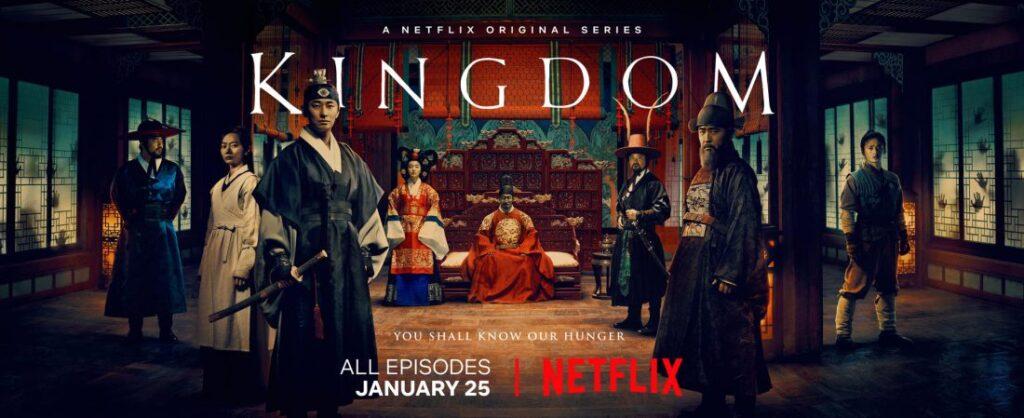 kingdom serie netflix 1024x418 - Kingdom, nova série da Netflix, ganha trailer
