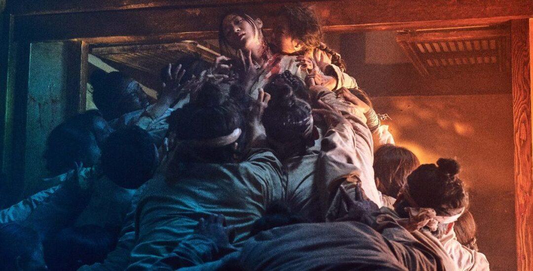 Kingdom, nova série da Netflix, ganha trailer