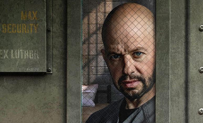 Jon Cryer como Lex Luthor em SUPERGIRL 4ª Temporada