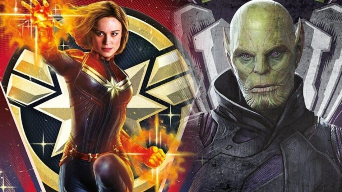 Posters Capitã Marvel: Carol - Talos - Goose