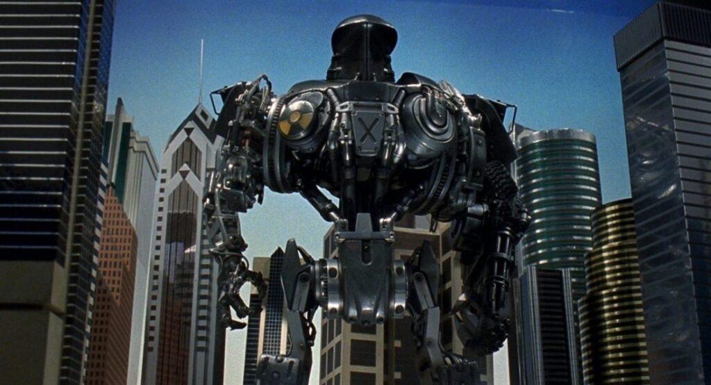 RoboCop 2 -  1990 -  Dirigido por Irvin Kershner