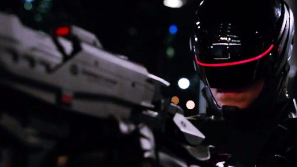RoboCop reboot - 2014 - com Joel Kinnaman, Gary Oldman e Samuel L. Jackson