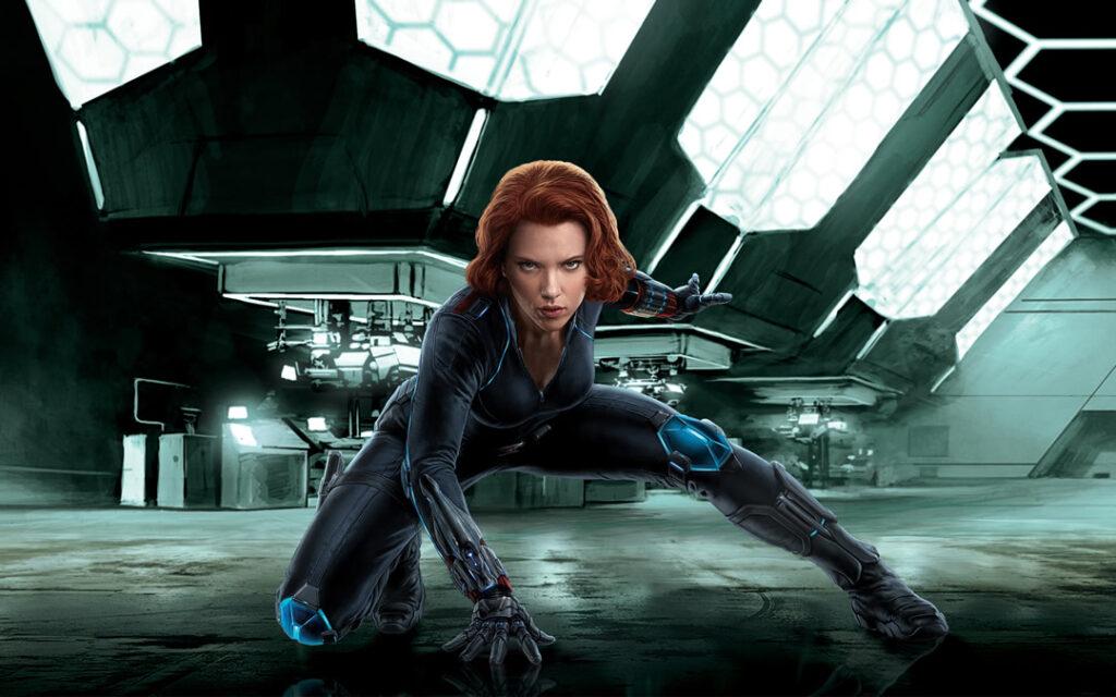Scarlett Johansson é Natasha Romanoff em filme da Viúva Negra