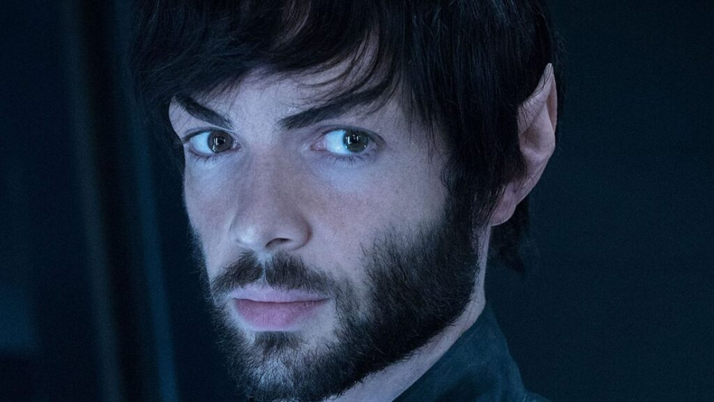 "spock startrek discovery 1 1024x576 - Star Trek: Discovery 2ª Temporada nos apresenta um Spock ""inseguro"""