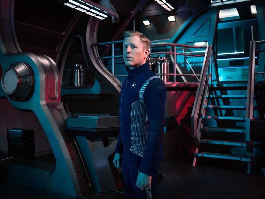 star trek discovery s2 photos 07 1 - A CBS lançou dez novas fotos da 2ª Temporada de Star Trek: Discovery.