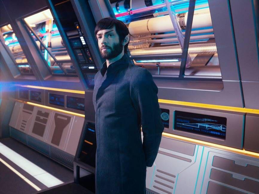 star trek discovery s2 photos 10 1 - A CBS lançou dez novas fotos da 2ª Temporada de Star Trek: Discovery.