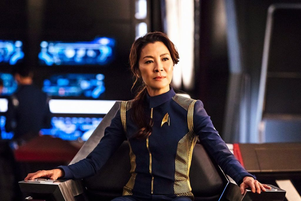 Star Trek Discovery - Capitã Georgiou