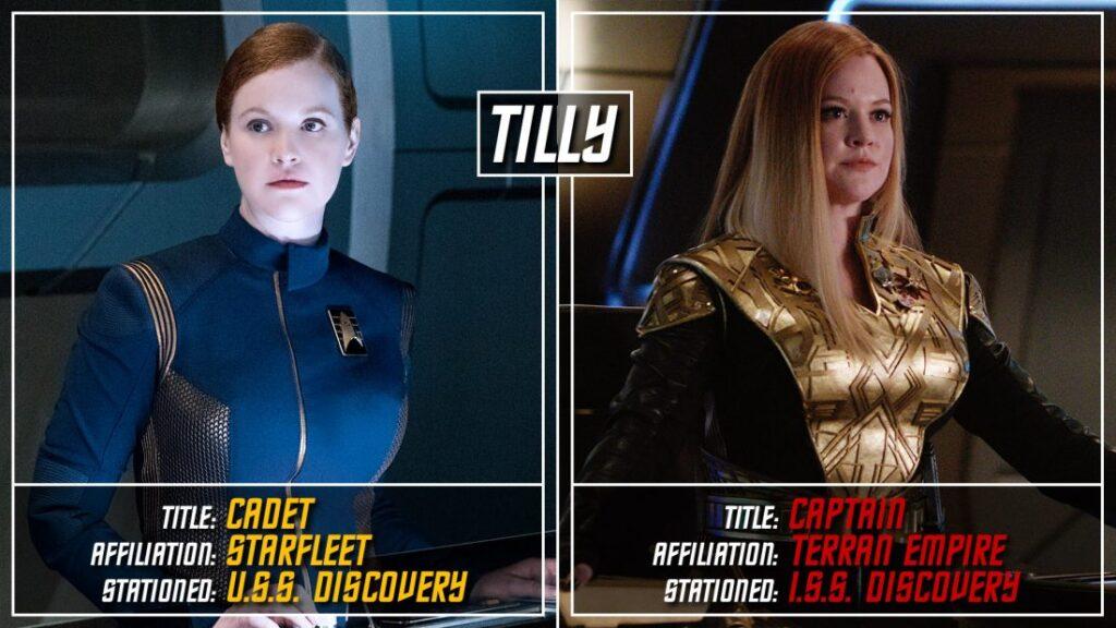 Tillys Star Trek Discovery