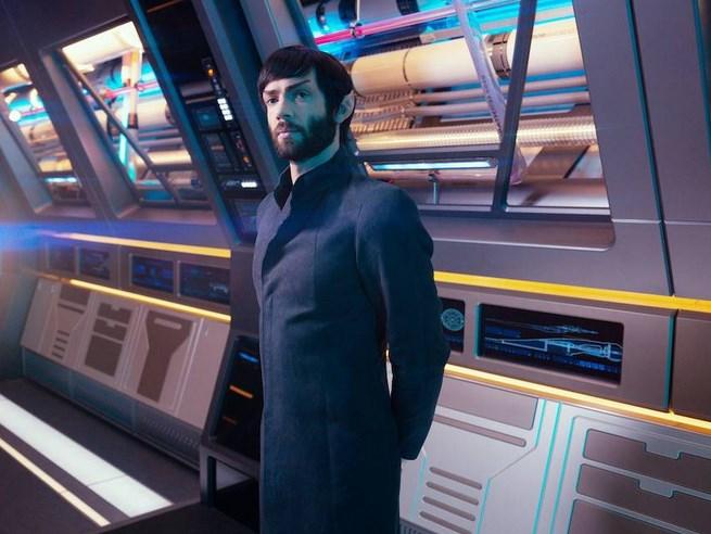 Spock - Star Trek Discovery 2ª Temporada