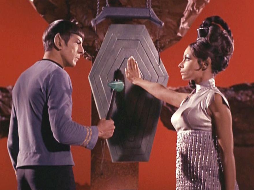 """star trek episodio 34 spock pon far - Star Trek: Discovery 2ª Temporada nos apresenta um Spock """"inseguro"""""""