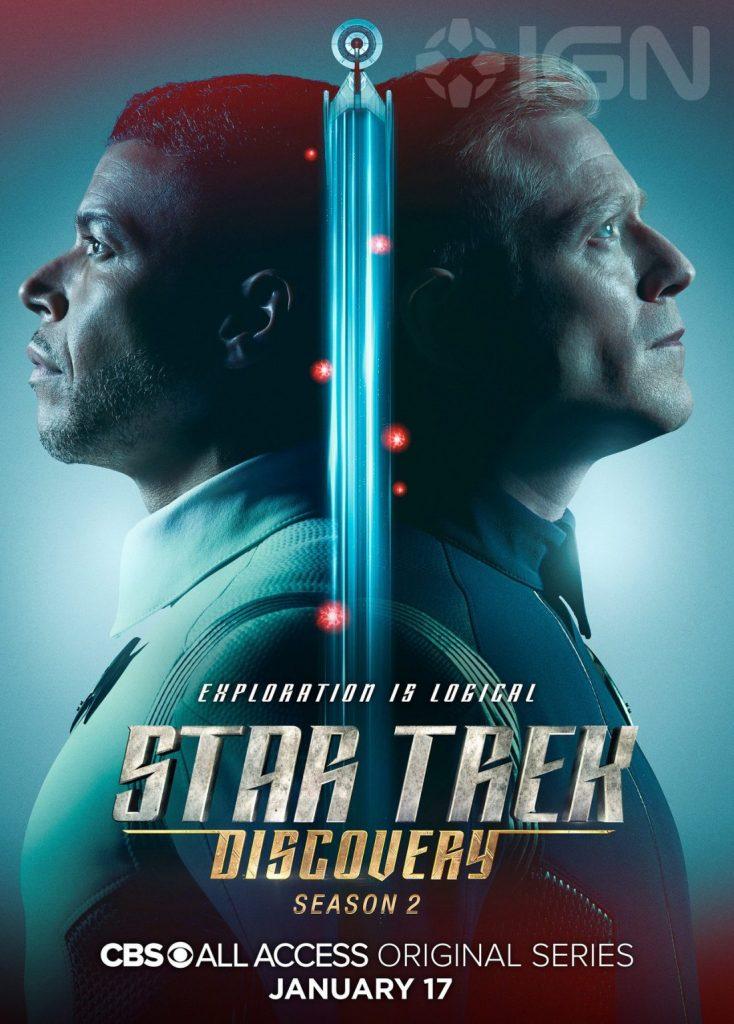 Star Trek Discovery - Stamets e Culber