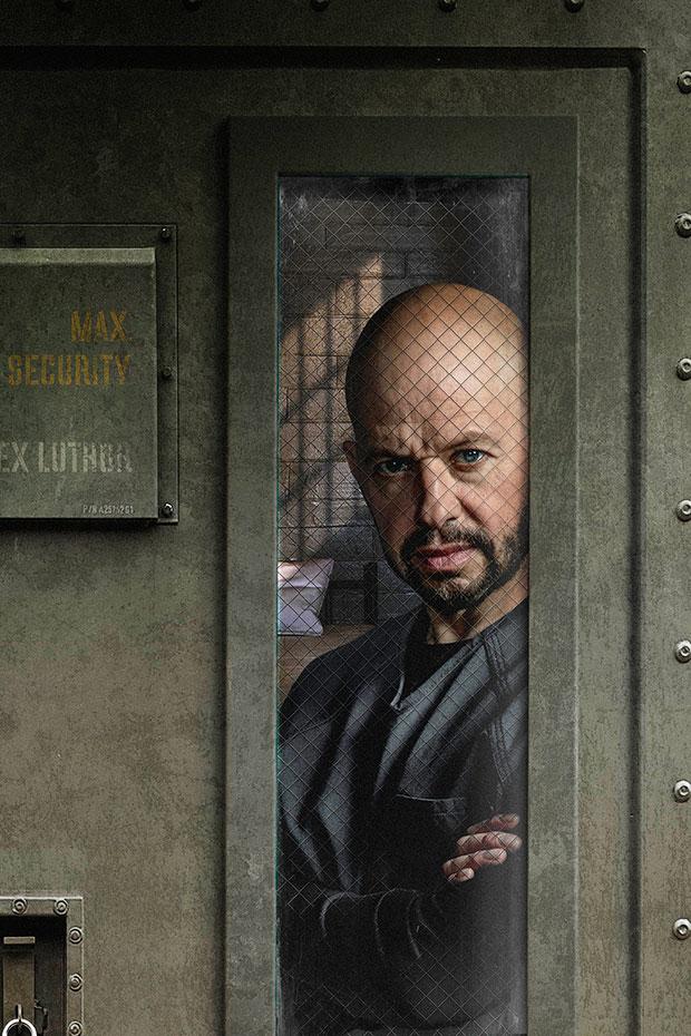 Primeira imagem de Jon Cryer como Lex Luthor em SUPERGIRL