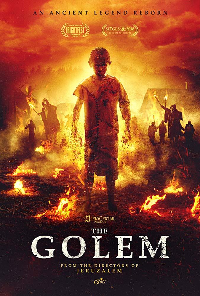 the golem 2019 - Suspense de terror, THE GOLEM baseado no folclore Judaico