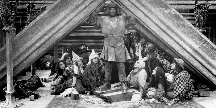 The Golem de 1915