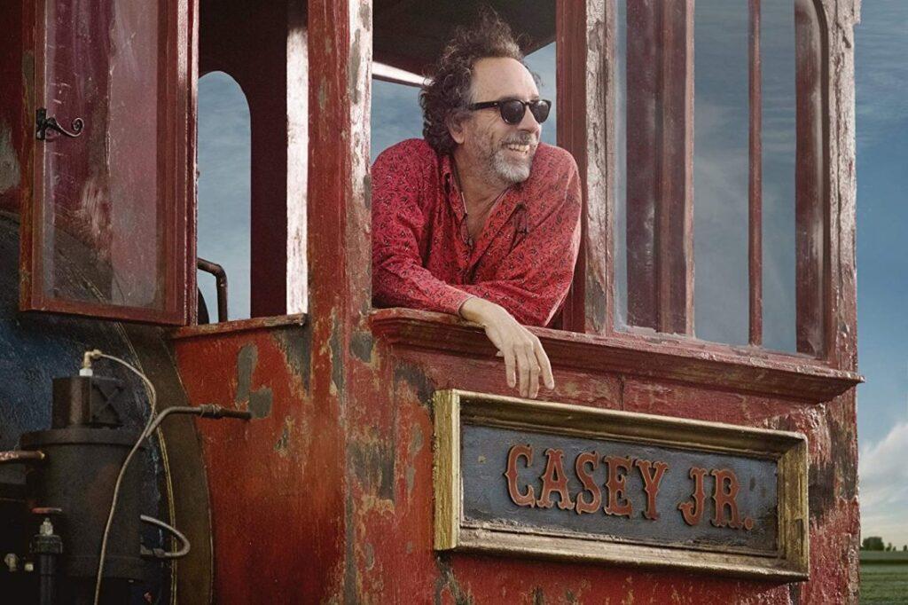 Tim Burton diretor de Dumbo 2019