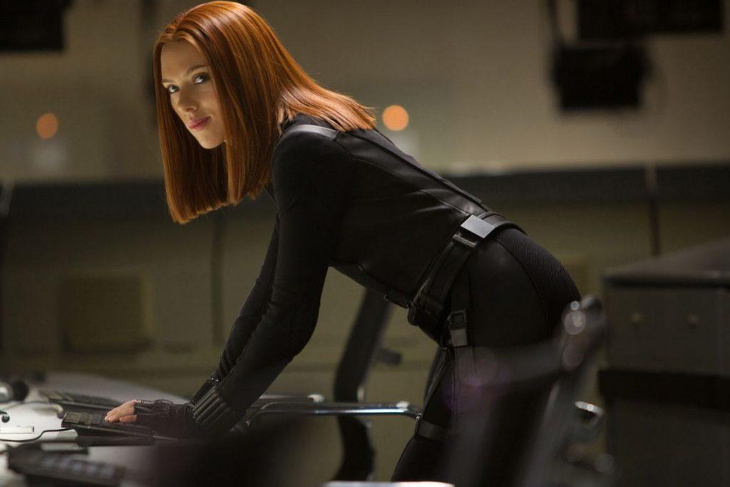 Filme da Viúva Negra com possível conexão com Capitã Marvel.
