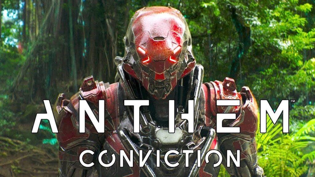 Conviction: An Anthem Story