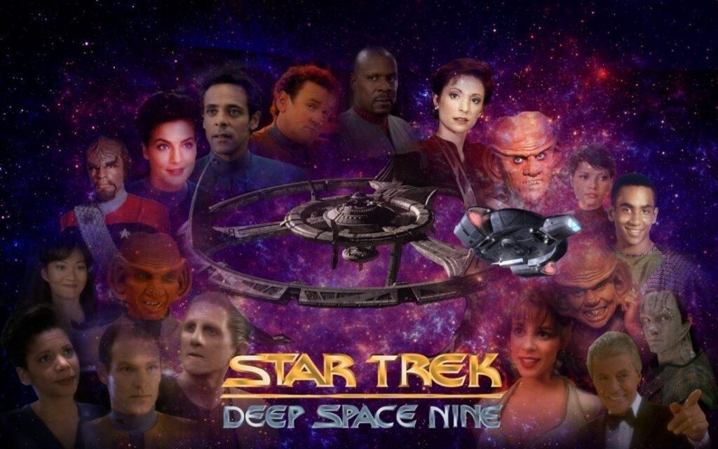 DS9 - Deep Space Nine - Star Trek
