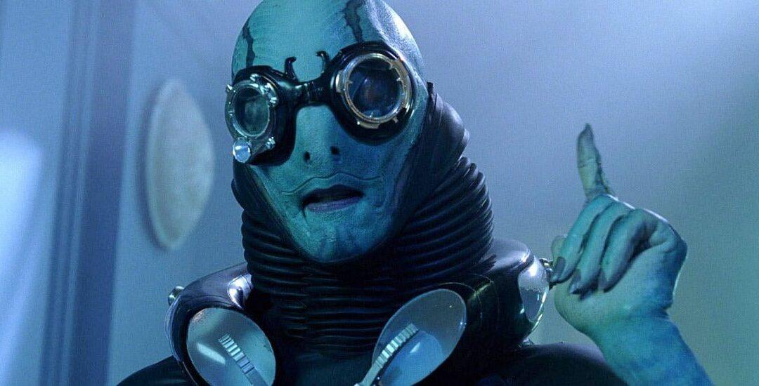 Doug Jones recusou a oportunidade em estar no reboot de HELLBOY