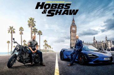 FAST & FURIOUS PRESENTS: HOBBS & SHAW – Trailer empolgante da dupla Dwayne Johnson e Jason Statham é divulgado