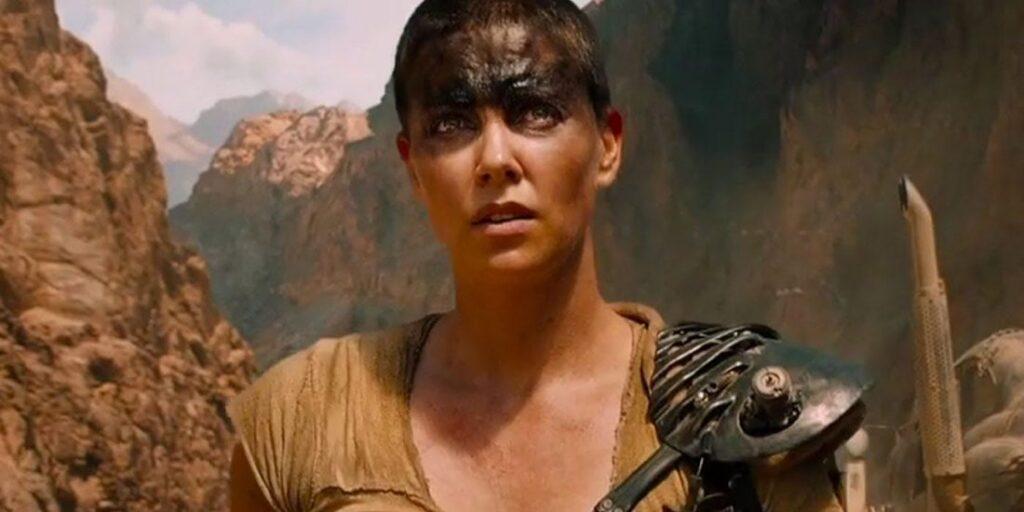Mad Max - Fury Road - Charlize Theron as Imperator Furiosa