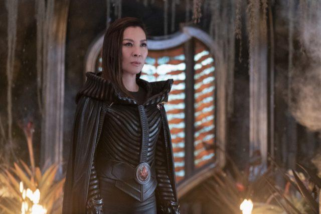 Alex Kurtzman revelou que a ideia do spinoff - Seção 31 - tem sido percorrida desde que Michelle Yeoh sugeriu durante a primeira temporada de Star Trek Discovery.