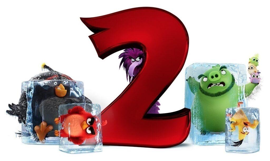 The Angry Birds 2 - O Filme