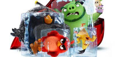 O inverno está chegando neste primeiro trailer de THE ANGRY BIRDS 2