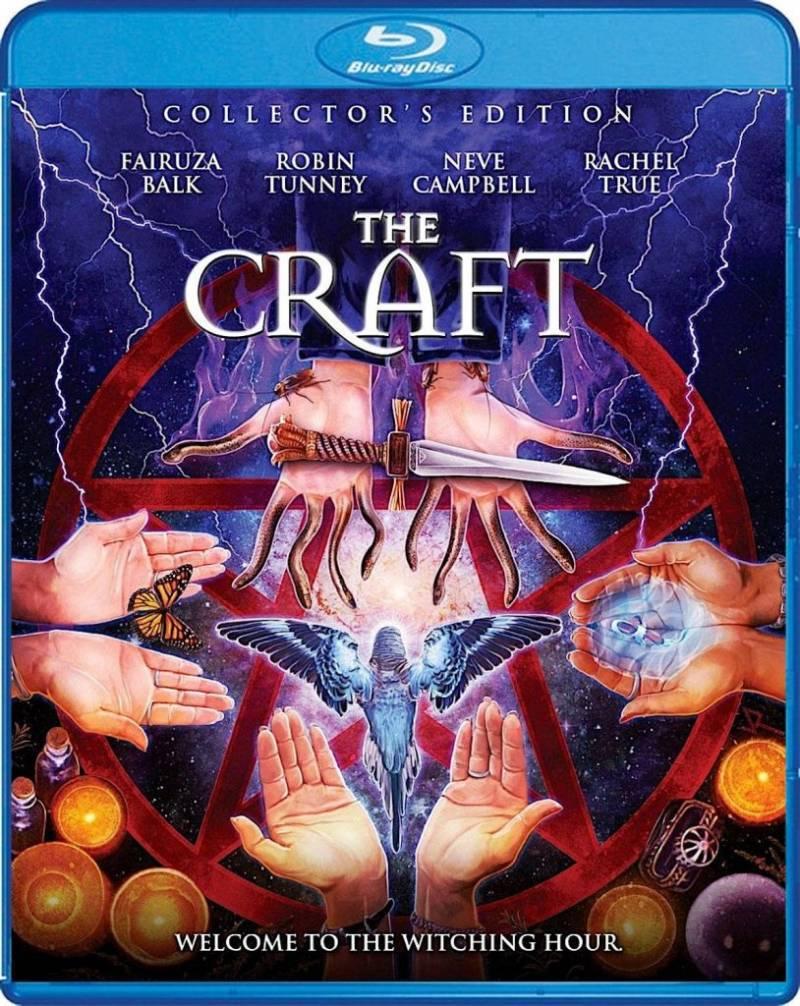 The Craft - Blu-Ray 2019 - Edição de Colecionador