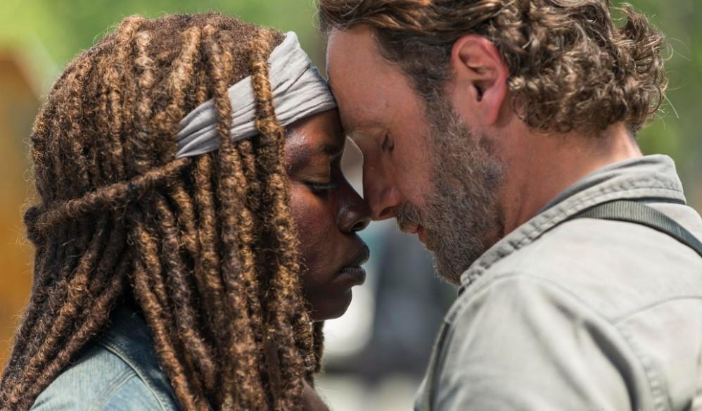 Danai Gurira - Michonne - pode não voltar na décima temporada de The Walking Dead