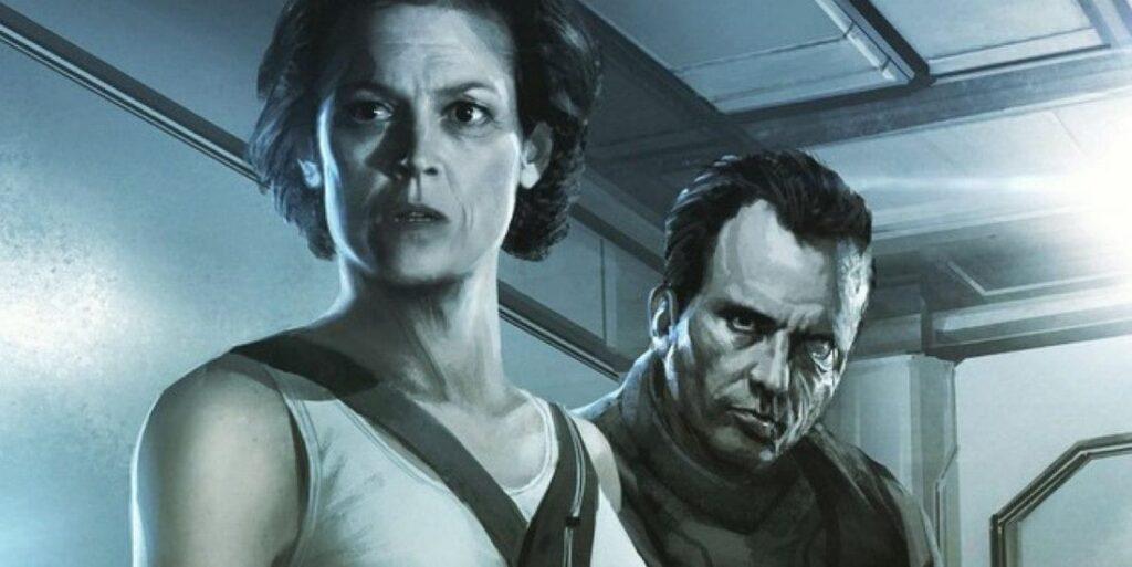 Neill Blomkamp - Arte Conceitual da sequencia de Aliens