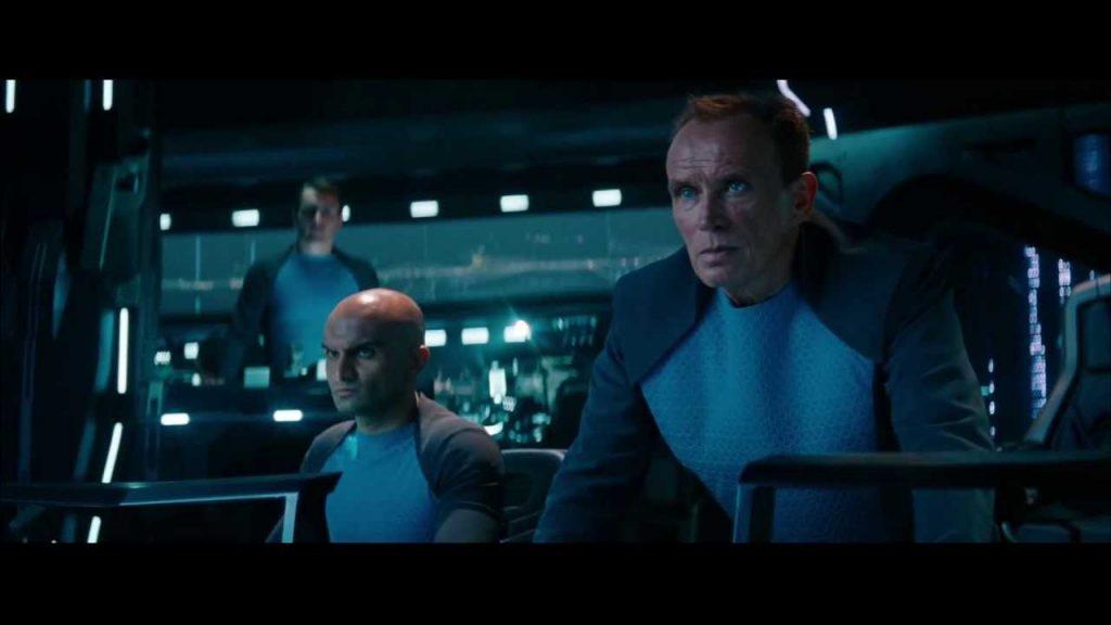 Star Trek - Além da Escuridão - Almirante Alexander Marcus - Peter Wheller